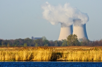 """The Department of Energy is working toward long-term solutions for nuclear waste storage.   Photo by <a href=""""https://www.flickr.com/photos/mandj98/"""">James Marvin Phelps</a>."""