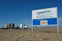 The 10,000th TRU waste shipment leaves Idaho's Advanced Mixed Waste Treatment Project en route to the Waste Isolation Pilot Plant.