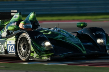 The American Le Mans Series race at the Circuit of the Americas is part of several Green Racing events. Green Racing fosters new technology development that reduces greenhouse gases and exhaust pollutants, while increasing fuel economy. | Photo courtesy of Rizzo Motorsports Images