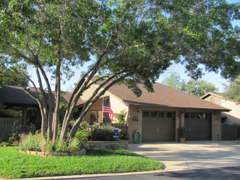 A retirement community in San Antonio worked with a local Better Buildings Neighborhood Program partner, CPS Energy Saver, to make energy efficiency upgrades to 189 single-family cottages.   Photo courtesy of CPS Energy.
