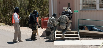 Active Shooter Training Workshop | Small Element Engages Active Shooter Threat
