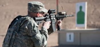 Active Shooter Training Workshop   Square Range Diagnostic Live Fire Course