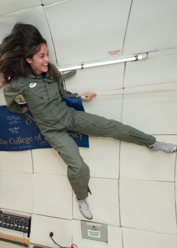 Aliya Merali is a Program Leader in Science Education at the Princeton Plasma Physics Laboratory (PPPL).