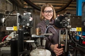 Anne Marie March, Assistant Physicist, Argonne National Laboratory
