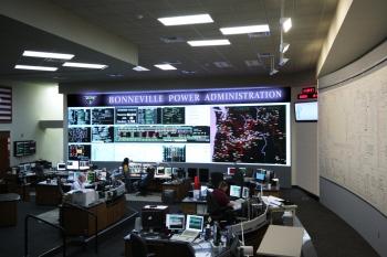 BPA's Dittmer Control Center