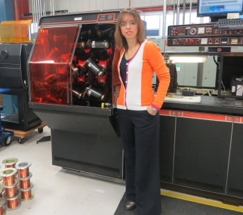 Emanuela Barzi has tirelessly devoted herself to applied superconductivity and its technological applications for the next generation of particle accelerators.