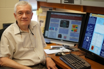 Bojan Petrovic, a senior researcher at Georgia Institute of Technology, will lead an IRP team in developing a high-power light water reactor design with inherent safety features. | Photo courtesy of Georgia Institute of Technology