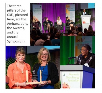 Inaugural C3E Symposium Fosters Collaborative Discussions and Celebrates Achievements