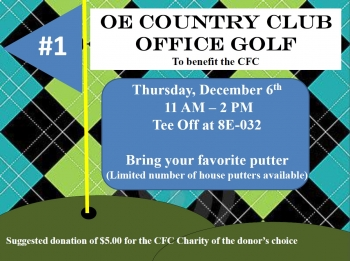 OE Country Club Office Golf