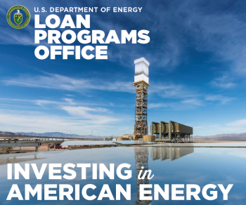 Loan Guarantee Recipient Awarded Power Plant of the Year