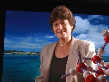 As the director of Pacific Northwest National Laboratory's Atmospheric Sciences and Global Change Division, Dr. Charlette Geffen leads scientists in comprehending the atmospheric processes that drive regional and global earth systems.