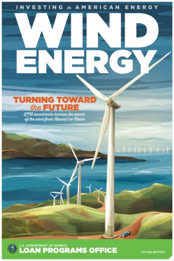 """By working with the wind industry, LPO has helped <a href=""""/node/1430101"""">drive down the cost of land-based wind power</a> in the U.S. by about 90 percent since the early 1980s."""