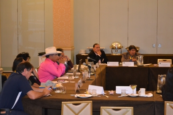 First Office of Nuclear Energy -Tribal Leader Dialogue
