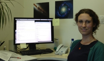 Deborah Joanne Bard is a post-doc at SLAC National Accelerator Laboratory where she works on science preparation for the Large Synoptic Survey Telescope (LSST).