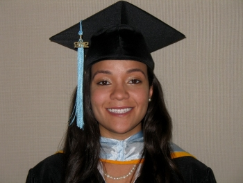 Domnique Newallo is a 2012 recipient of the Spelman STEM scholarship funded by the Department of Energy.