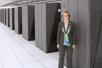 As Associate Director for Computation at Lawrence Livermore National Laboratory, Dona L. Crawford leads the Laboratory's high performance computing efforts.