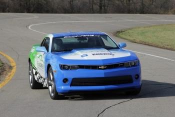 EcoCAR 3 Pushes the Vehicle Efficiency Envelope