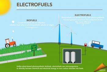 Electrofuels: Tiny Organisms Making a Big Impact