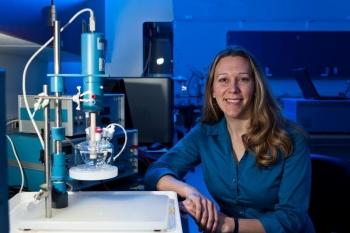 Elise Fox | photo courtesy of Savannah River National Laboratory