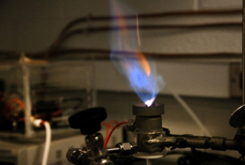 FGC Plasma Solutions has developed and commercialized an innovative way to inject fuel into jet engines that improves safety while decreasing fuel consumption. The technology uses plasma to modify the combustion reaction. | <em>Photo courtesy of FGC Plasma Solutions</em>