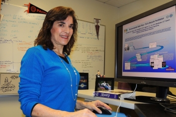Francesca DeMello is a computer scientist at Lawrence Livermore National Laboratory (LLNL), in the Computation Directorate's Applications, Simulations and Quality Division.