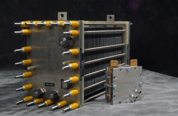 These fuel cell units above are an example of the technology Byron McCormick helped develop during his 50-year career at the Energy Department. | Photo courtesy of Plug Power