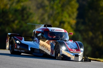 The DeltaWing race car provides a dramatic example of what a race car can be. Half the weight, half the aerodynamic drag, and all of the performance of an equivalent traditional race car with significant reduction in fuel consumption. | Photo credit: International Motor Sports Association.