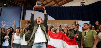 """The finals of the U.S. Department of Energy Solar Decathlon 2015 are upon us. Not familiar with the competition? Here's everything you need to know ahead of the big event, <a href=""""http://www.solardecathlon.gov/2015/visit.html"""">happening Oct. 8-18 in Irvine, California</a>. 