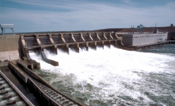 Ice Harbor Dam | Photo courtesy of the US Army Corps of Engineers