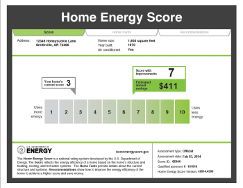 Connecticut launches nation's first statewide Home Energy Score Program