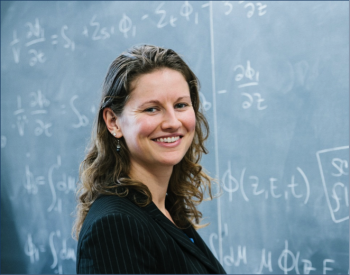 Dr. Rachel Slaybaugh is among the new generation of scientists seeking to revolutionize nuclear energy. She is an assistant professor of nuclear engineering at the University of California-Berkeley. | Photo courtesy of UC Berkeley.
