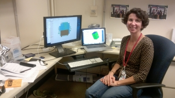 Dr. Julie Segal began work at SLAC in 2011 to research and develop radiation detectors for the LCLS and other science research applications.