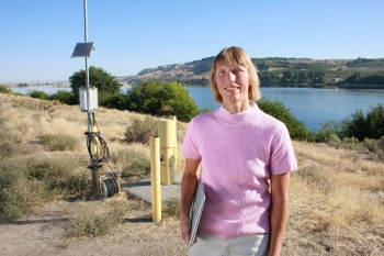 Karen Schuchardt is the user platform architect at Pacific Northwest National Laboratory on an open-source platform that will allow scientists to easily set up, execute, manage, and analyze simulations and associated data for subsurface studies.