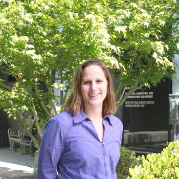 Kelley Herndon Ford works at Lawrence Livermore National Laboratory.