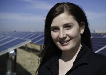 Scientist Kirsten Orwig