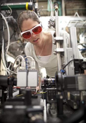 Kirstin Alberi is a Senior Scientist at the National Renewable Energy Laboratory.