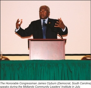 Environmental Justice Activities: Community Leaders' Institute, West Columbia, South Carolina
