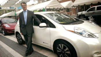 Electric Vehicle Manufacturing Taking Off in the U.S.