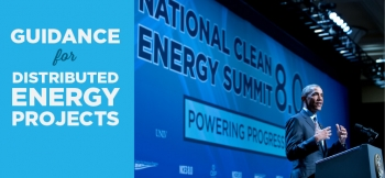 President Obama Announces LPO Support for Distributed Energy Projects