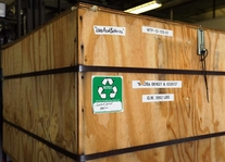 Lead acid batteries are collected at the Hanford Centralized Consolidation/Recycling Center. Other items recycled at Hanford include aerosol products, aluminum cans and foil, audio tapes, boxes, cell phones, chemicals and computers.