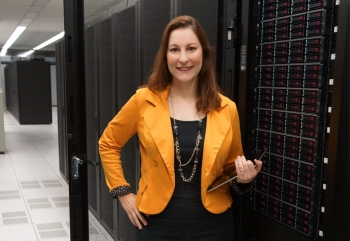 Lisa Belk is the Information Technology (IT) Manager for the Global Security (GS) Principal Directorate at the Lawrence Livermore National Laboratory.