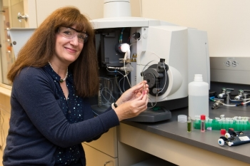 Lisa Utschig joined the Photosynthesis Group as a Fermi Postdoctoral Scholar in 1995, and is currently a staff research scientist in the Chemical Sciences and Engineering Division.