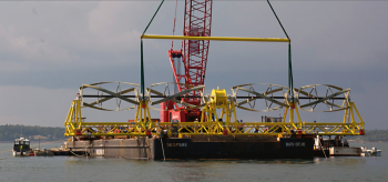 The Energy Department's marine and hydrokinetic (MHK) portfolio—commonly known as wave and tidal energy—is one of the more up-and-coming renewable energy sources being explored on an international scale.