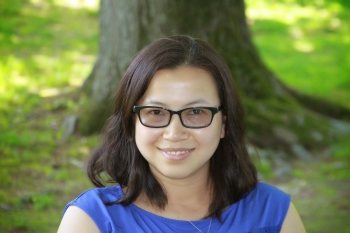 Meifeng Lin is a theoretical particle physicist and a computational scientist at the Computational Science Center of Brookhaven National Laboratory.