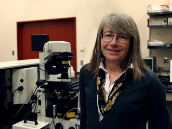 Nancy Hess  | Photo Courtesy of Pacific Northwest National Lab (PNNL)