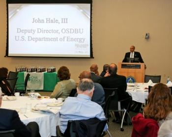 Awarding Success: Oak Ridge Celebrates Small Business Awards