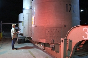 DOE ACHIEVES MAJOR COLD WAR LEGACY WASTE CLEANUP MILESTONE: Waste Isolation Pilot Plant Receives 10,000th Shipment