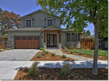 One Sky Homes, San Jose, CA, Custom Builder, Grand Award Winner. | California prides itself on energy efficiency, so achieving the designation of first net zero energy new home builder in the state is an honor indeed.