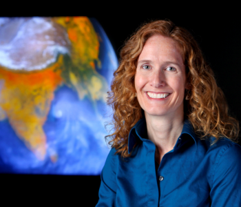 Climate scientist Kate Evans | Photo Courtesy of Oak Ridge National Laboratory