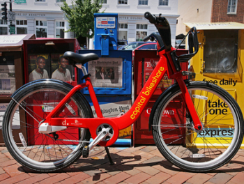 Riding to Sustainability: Bike Sharing Takes Off